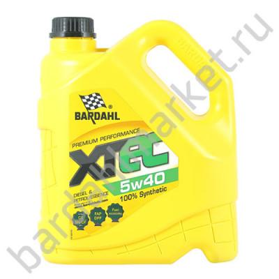BARDAHL XTEC 5W40 4L
