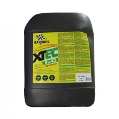 BARDAHL XTEC 5W40 20L