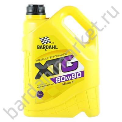 XTG 80W90 GL-5 5L