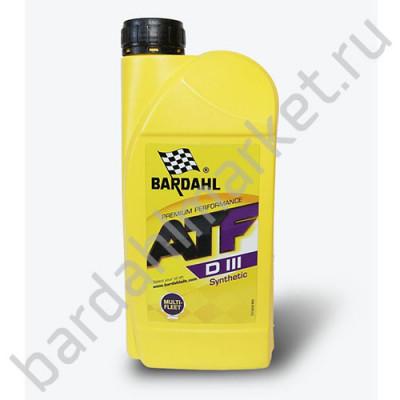 Bardahl ATF D III 1L