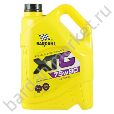 XTG 75w90 GL5 5L