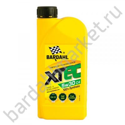 BARDAHL XTEC 5W30 C4 1L