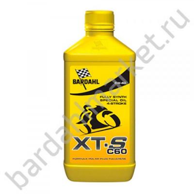 BARDAHL XT-S C60 5W40 MOTO