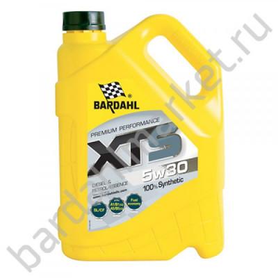 BARDAHL XTS 5W30 A5/B5 5L