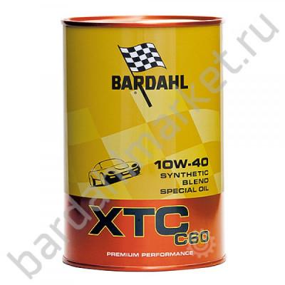 BARDAHL XTC C60 10W40