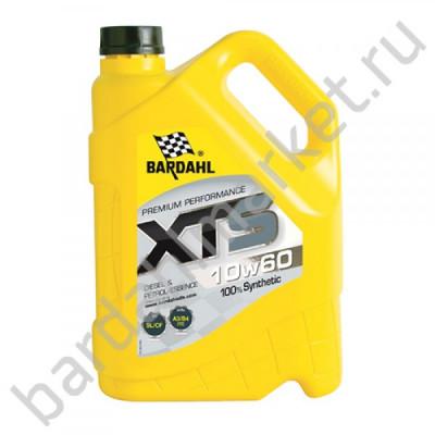 BARDAHL XTS 10W60 SL/CF 5L