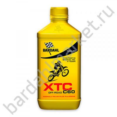 BARDAHL XTC C60 OFF ROAD 10W40 MOTO